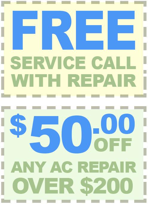 Air Conditioning Repair Boca Raton Coupon