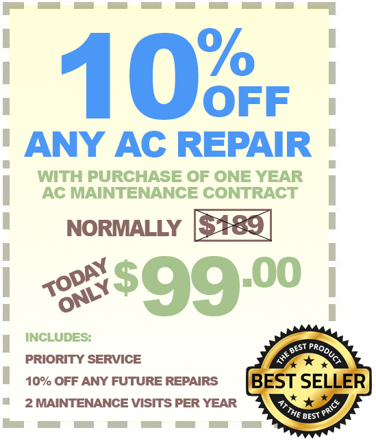 Air Conditioning Repair Boca Raton Maintenance Contract Coupon