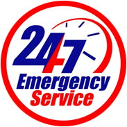 24 Hour Air Conditioning Repair Boca Raton Logo